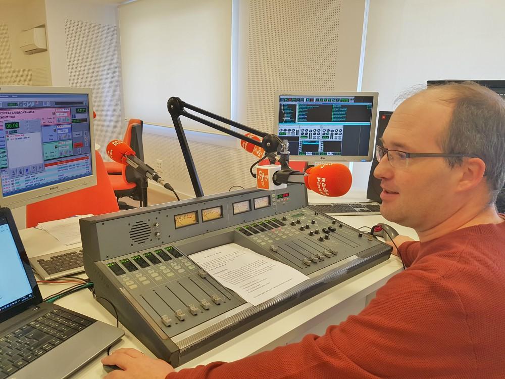 MEGATOP torna a Ràdio Pineda