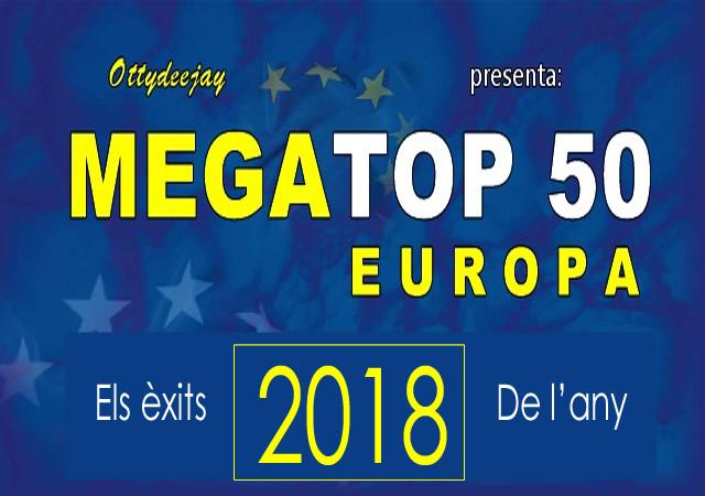 MEGATOP 50 Europa Especial Cap D'any a Ràdio Pineda